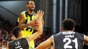 Son Şampiyon Fenerbahçe Doğuş, Deplasmanda Brose Bamberg'i Yenerek Zirveye Yaklaştı
