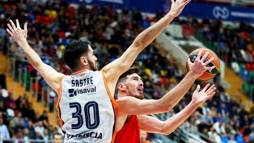 CSKA Moskova - Valencia Basket EuroLeague maç özeti izle