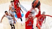 EuroLeague 6. Maçların En iyi 10 Hareketi