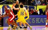 Maccabi FOX Tel Aviv – AX Armani Exchange Olimpia Milan