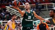 EuroLeague 7. Haftanın Açılış Maçında Gecenin Asisti Panathinaikos'lu Nick Calathes'den