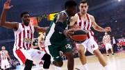 EuroLeague'de Yunan Derbisini Panathinaikos Superfoods Athens Kazandı
