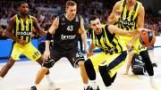 EuroLeague 6. Maçlarda Gecenin  Asisti  Kostas Sloukas'tan