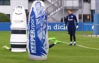 Schalke 04'lü Futbolcularla Atışan Free Kick Takımı