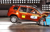 Merakla Beklenen 2018 Dacia Duster'ın Çarpışma Testleri