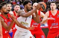 EuroLeague Gecenin Smacı Jamel McLean, Olympiacos Piraeus