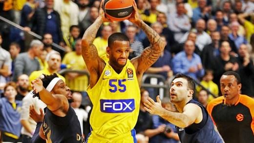 Maccabi FOX Tel Aviv - Fenerbahçe Doğuş EuroLeague maç özeti