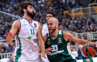 EuroLeague 10. Maçlar Panathinaikos Superfoods Athens: 82 – 71: Unicaja Malaga