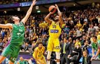 EuroLeague 15. Maçlar Gecenin Asisti: Pierre Jackson, Maccabi FOX Tel Aviv