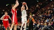 Olimpia Milan Evinde Unicaja Malaga'ya Şans Tanımadı