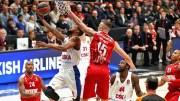 EuroLeague 17. Maçlarda CSKA Moskova Kazanmaya Devam Etti
