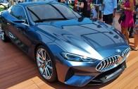 Merakla Beklenen BMW 8 Serisinin Test Görüntüleri