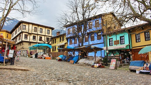 Cumalıkızık Bursa Türkiye tanıtımı