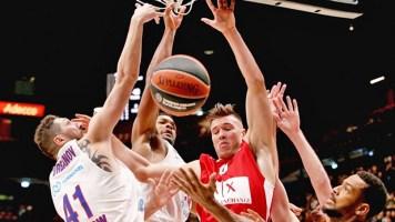 EuroLeague 17. Maçlar En İyi 10 Hareket