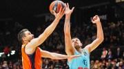 İspanya Basketbol Derbisinde Gülen Taraf Valencia Basket