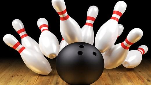 ilginç bowling kazası