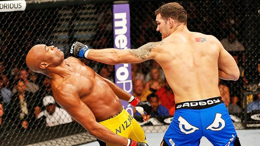 UFC beklenmeyen Konockoutlar