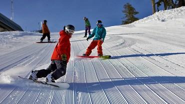 Muhteşem Bir Snowboard Performansı