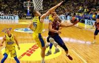 Maccabi FOX Tel Aviv – FC Barcelona Lassa