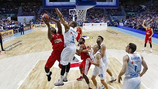 Real Madrid - Olympiacos Piraeus EuroLeague maç özeti