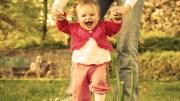 Dikkat Bebek Yürüyor!