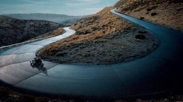 Motorsiklet Bu Adamdan Sorulur