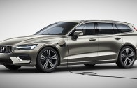 Volvo V60 ile Sanatını Konuşturmuş
