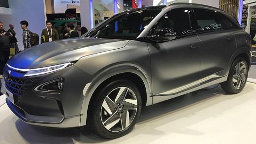 2018 Hyundai Nexo tasarım tanıtım