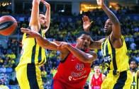 EuroLeague 26. Randevuların En İyi 10 Hareketi