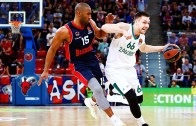 Baskonia Vitoria Gasteiz Play Off'u Zorluyor