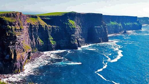 irlanda doğasına eşsiz bir yolculuk