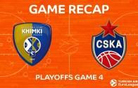 CSKA Zor da Olsa Final Four'da!