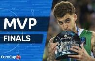 Eurocup Final MVP Scottie Wilbekin Oldu