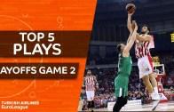Play Off Maçları En iyi 5 Hareket
