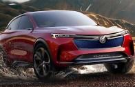 2020 Buick Enspire Şovu Başlatıyor