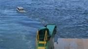 Araba Okyanusa Düşerse…