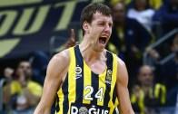 Jan Vesely. Fenerbahçe'nin Çek Ateşi
