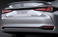 Karşınızda Yeni İmajıyla 2019 Lexus ES