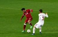 Muhammed Salah'tan Gol Şov
