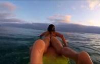 Seksi, Hızlı, Eğlenceli… Güzel Sörfçü Anastasia Ashley