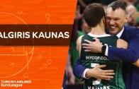 Zalgiris Kaunas'ı Tanıyalım