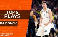 Luka Donciç En iyi Hareketler 2017-18