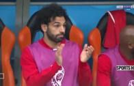 Mohamed Salah Mısır'ın Yenilgisiyle Yıkıldı