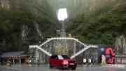 999 Merdiveni Bir Solukta Çıkan Range Rover Şok Etti