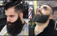 Erkekler için 10 İlginç Saç Sakal Modeli