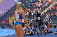 Seksi ve Güzel Atletler Pistleri Yakıyor