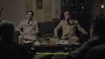 """Dört Askerin Bir Gecesini Anlatan Film """"Anons"""" Fragmanı"""