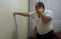 Duvarı Yumruklayan Adam, Boks Antrenman Tarihine Geçiyor