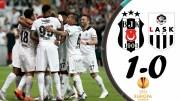 Kartal Avusturya Seferinde. Beşiktaş – LASK Linz Maç Özeti