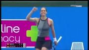 Alman Tenisçi Andrea Petkovic Dans Şovu İle Büyüledi